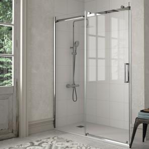 Mampara de ducha frontal LIBERTY LI102 de Kassandra.