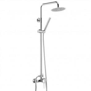 Conjunto de ducha Grifería Monomando MALLORCA de Aquassent