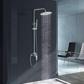 Conjunto de ducha Grifería Monomando MISURI de Aquassent