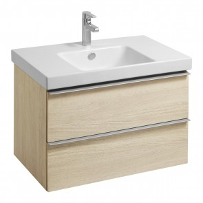Mueble de baño ODEON UP de 80 cm 2 cajones de Jacob Delafon