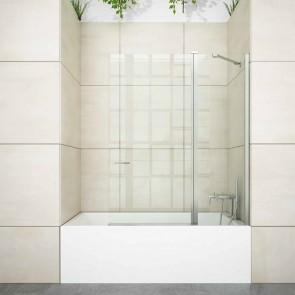 Mampara de bañera ODIEL SONIA de GlassInox