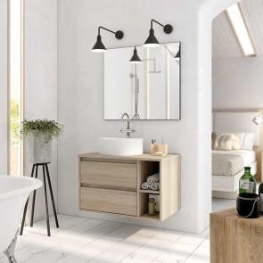 Mueble de baño PARIS 80 CM  Cambrian