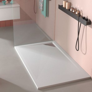 Plato de ducha resina MIO de DUPLACH de carga mineral y gel coat