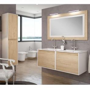 Mueble de baño MOSCU con LAVABO. De 60 cm | 80 cm | 120 cm
