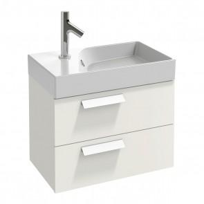Mueble de baño 2 cajones RYTHMIK 59,5x36 cm de Jacob Delafon