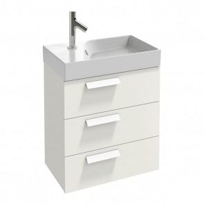 Mueble de baño 3 cajones RYTHMIK 59,5x36 cm de Jacob Delafon
