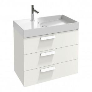 Mueble de baño 3 cajones RYTHMIK 80 cm de Jacob Delafon