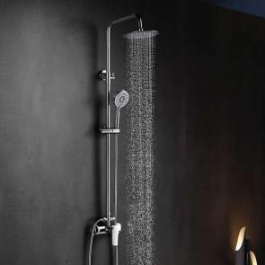 Conjunto de ducha Grifería Monomando SAYRO de Aquassent