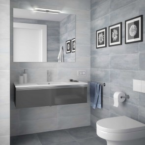 Mueble de baño SPIRIT Salgar 1 CAJÓN suspendido 100 cm