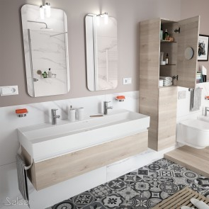 Mueble de baño SPIRIT Salgar 1 CAJÓN suspendido 120 cm