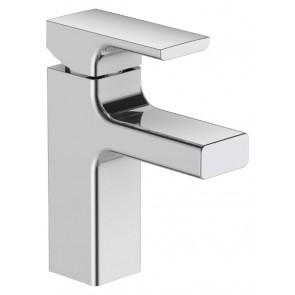 Grifo de lavabo monomando STRAYT MEDIO Jacob Delafon cromo E98339CP