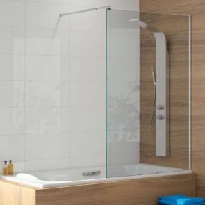 Mampara de bañera una hoja fija 300 TR153 de Kassandra.