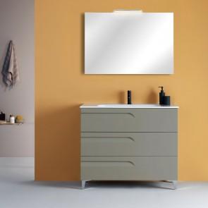 Mueble de baño VITALE Royo con 3 cajones. De 60 | 80 | 100 cm