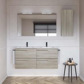 Mueble de baño VITALE Royo con 4 cajones. De 120 cm
