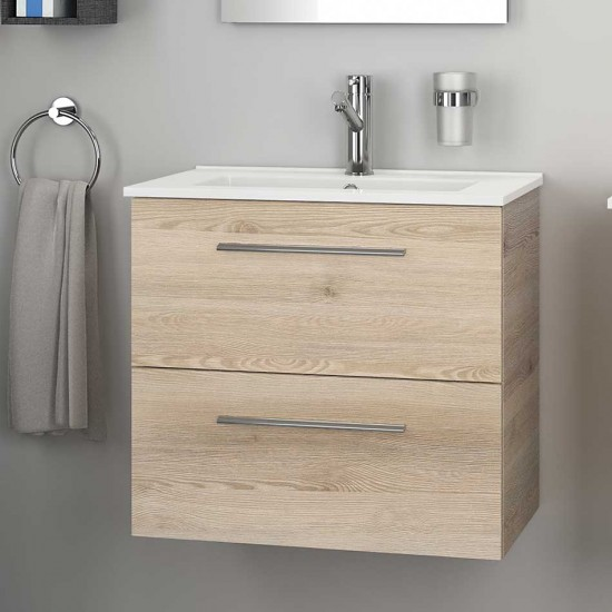 mueble de ba o serie 35 salgar 60 natural lavabo 23270