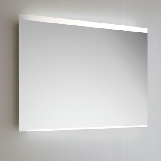 Mueble de ba o fussion chrome salgar 80 3 cajones lavabo for Espejo 140 x 80