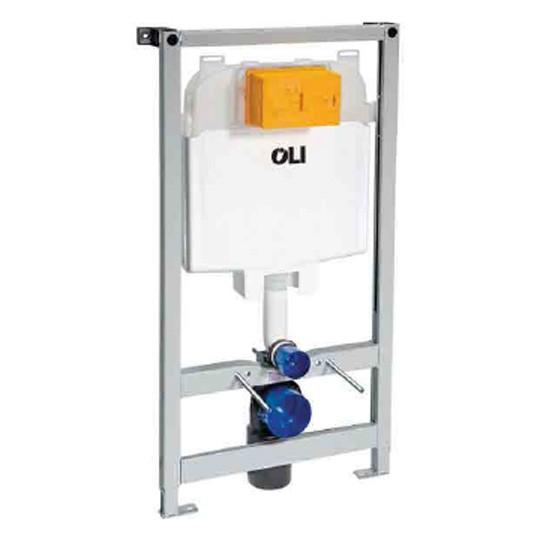 Cisterna empotrada para wc oli74 plus versi n neum tica for Cisterna empotrada