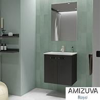 Muebles de baño ANEKO 2 puertas Amizuva