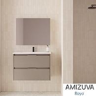 Muebles de baño SUKI 2 cajones de Amizuva