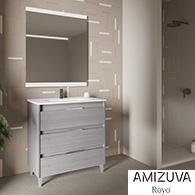 Muebles de baño SUKI 3 cajones de Amizuva