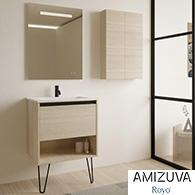 Muebles de baño YOKO de Amizuva