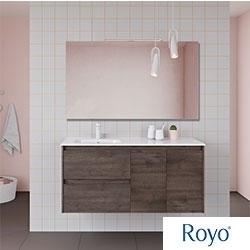 Muebles de baño ALFA de Royo