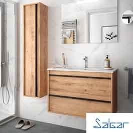 Muebles de baño ATTILA de Salgar