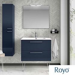 Muebles de baño NISY de Royo