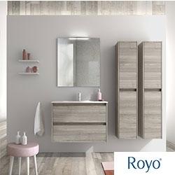 Muebles de baño SANSA de Royo