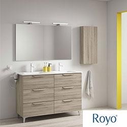 Muebles de baño URBAN de Royo