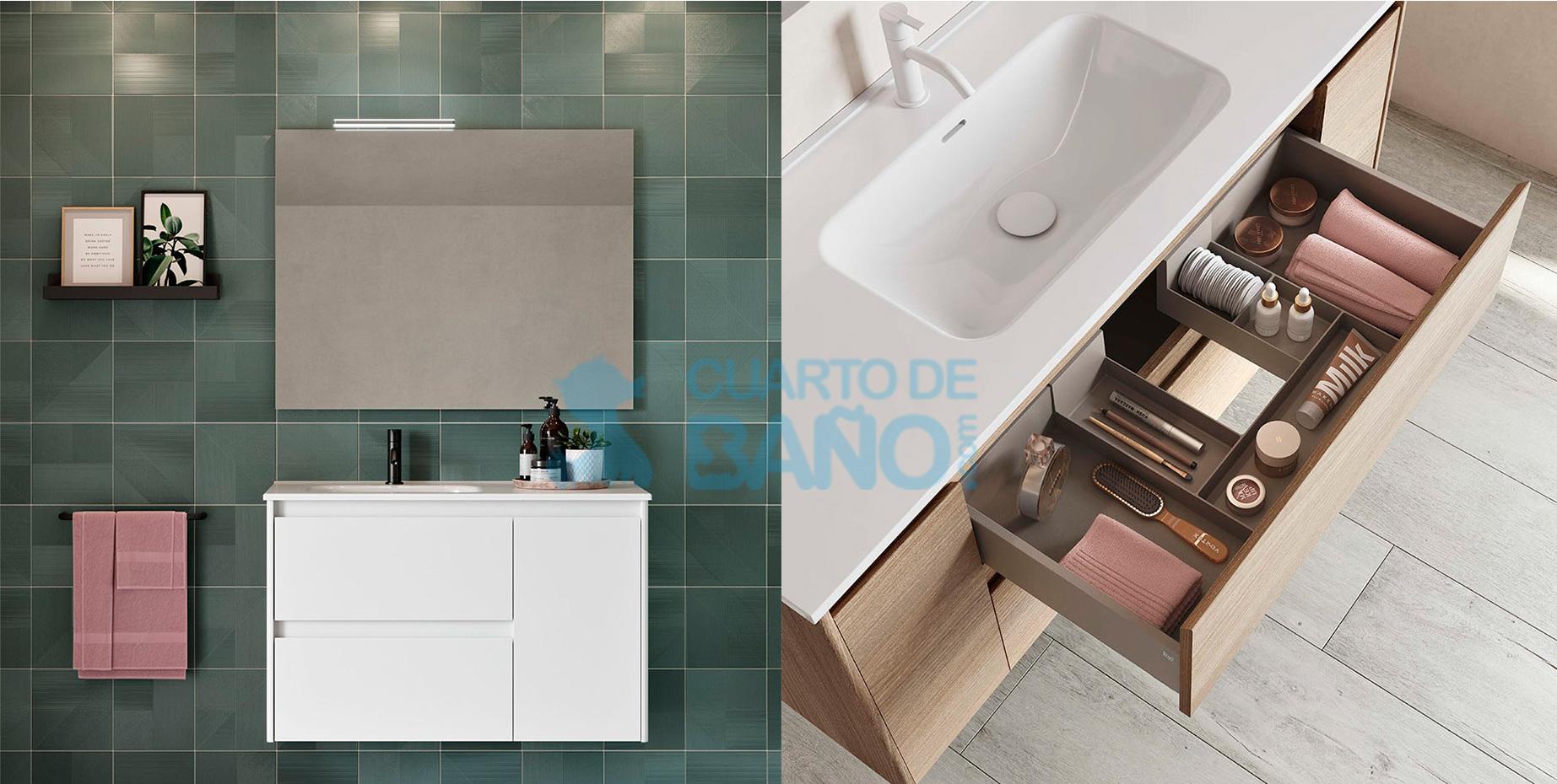 Mueble de baño ALFA de Royo Group