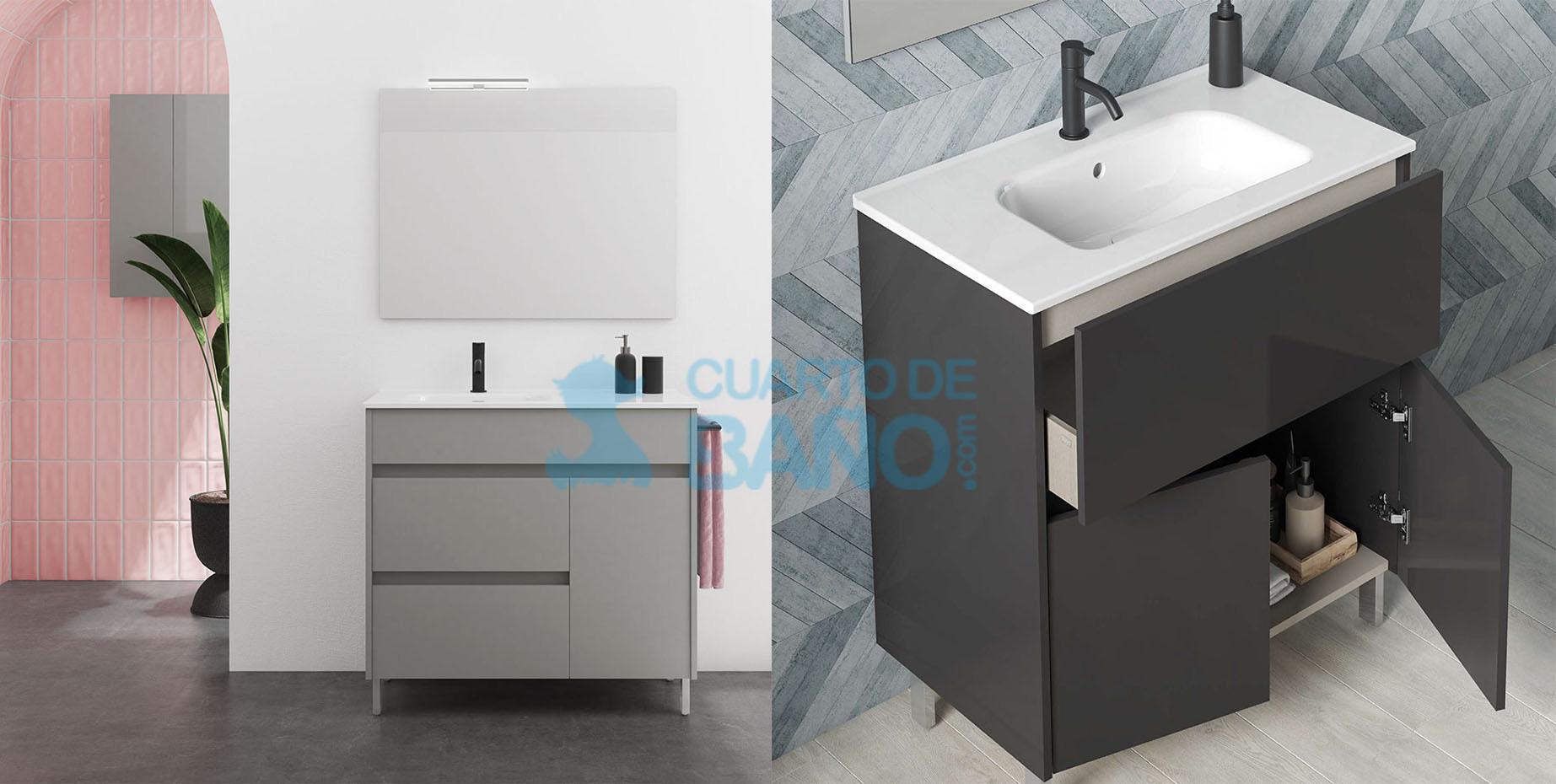 Mueble de baño BAND de Royo Group