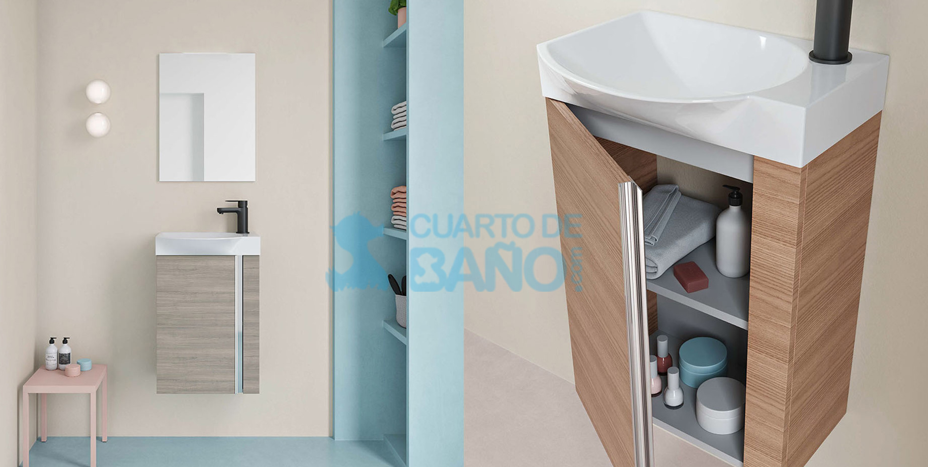 Mueble de baño ELEGANCE de Royo Group