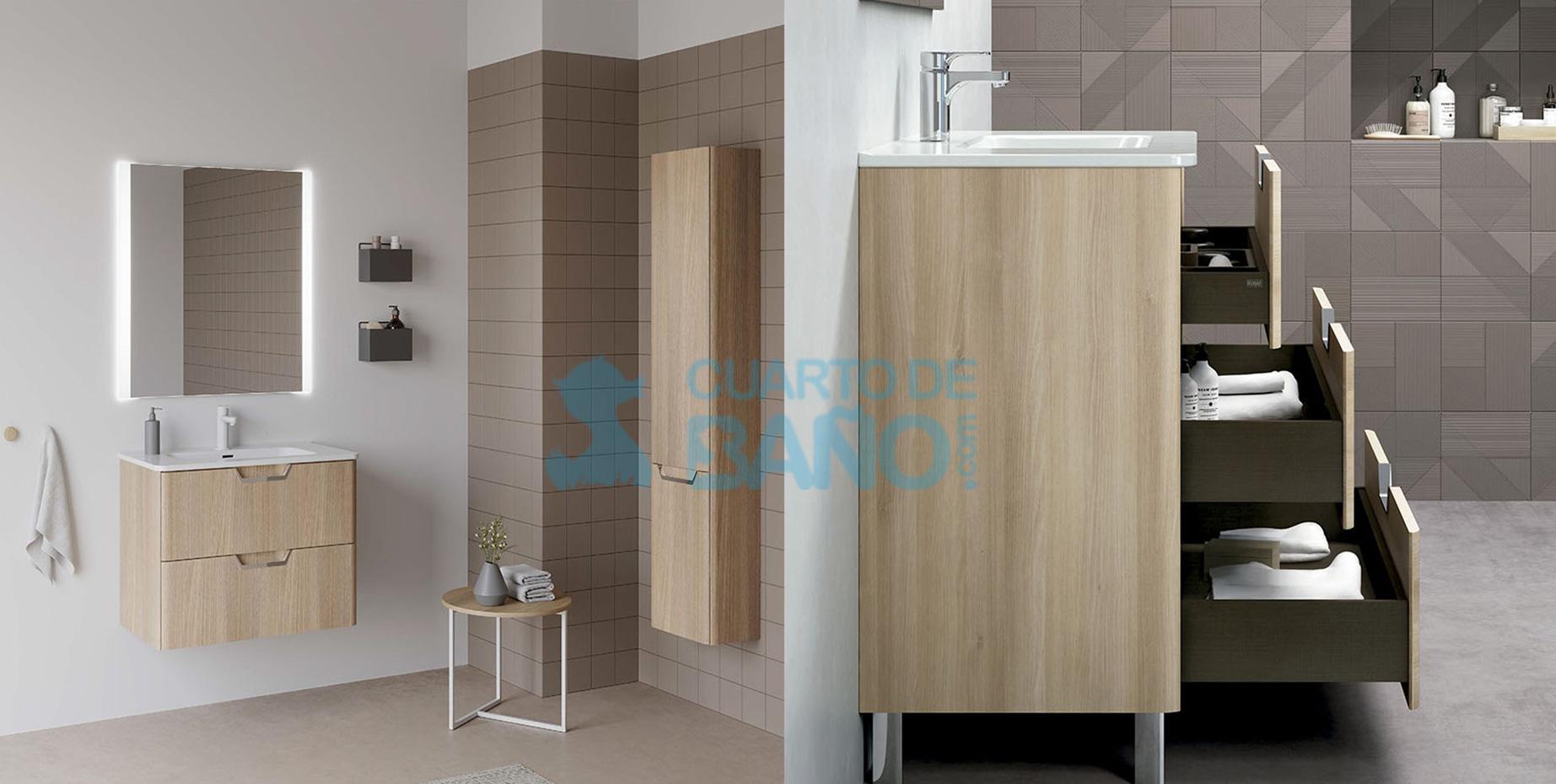 Muebles de baño LIFE de Royo Group