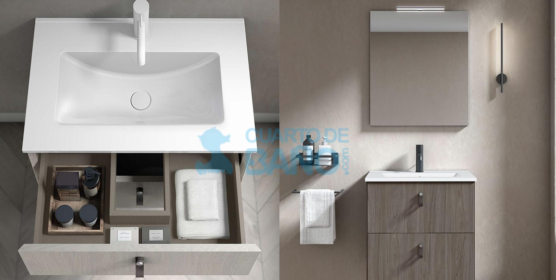 Mueble de baño LITTLE de Royo Group