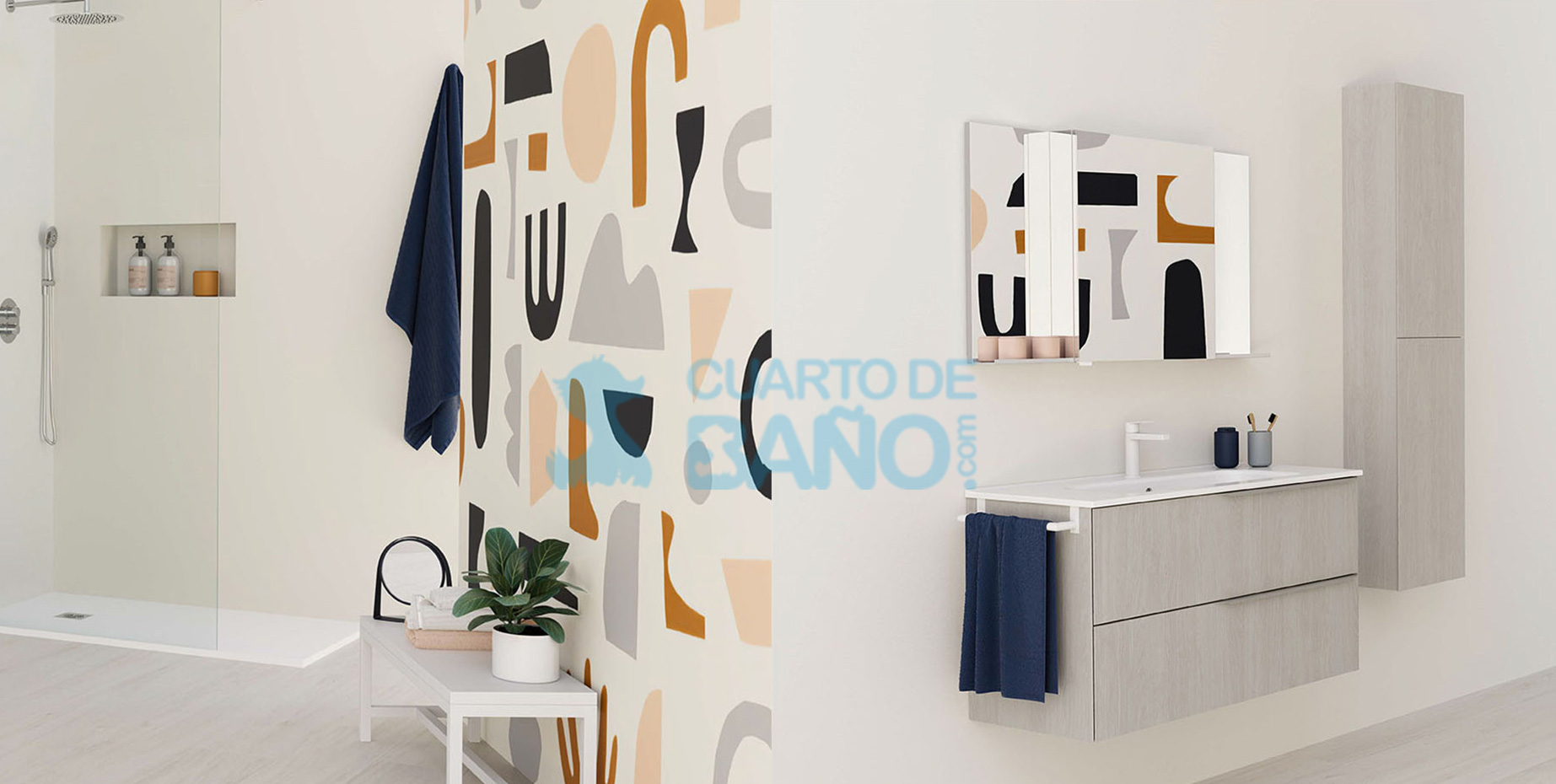 Mueble de baño MIO de Royo Group