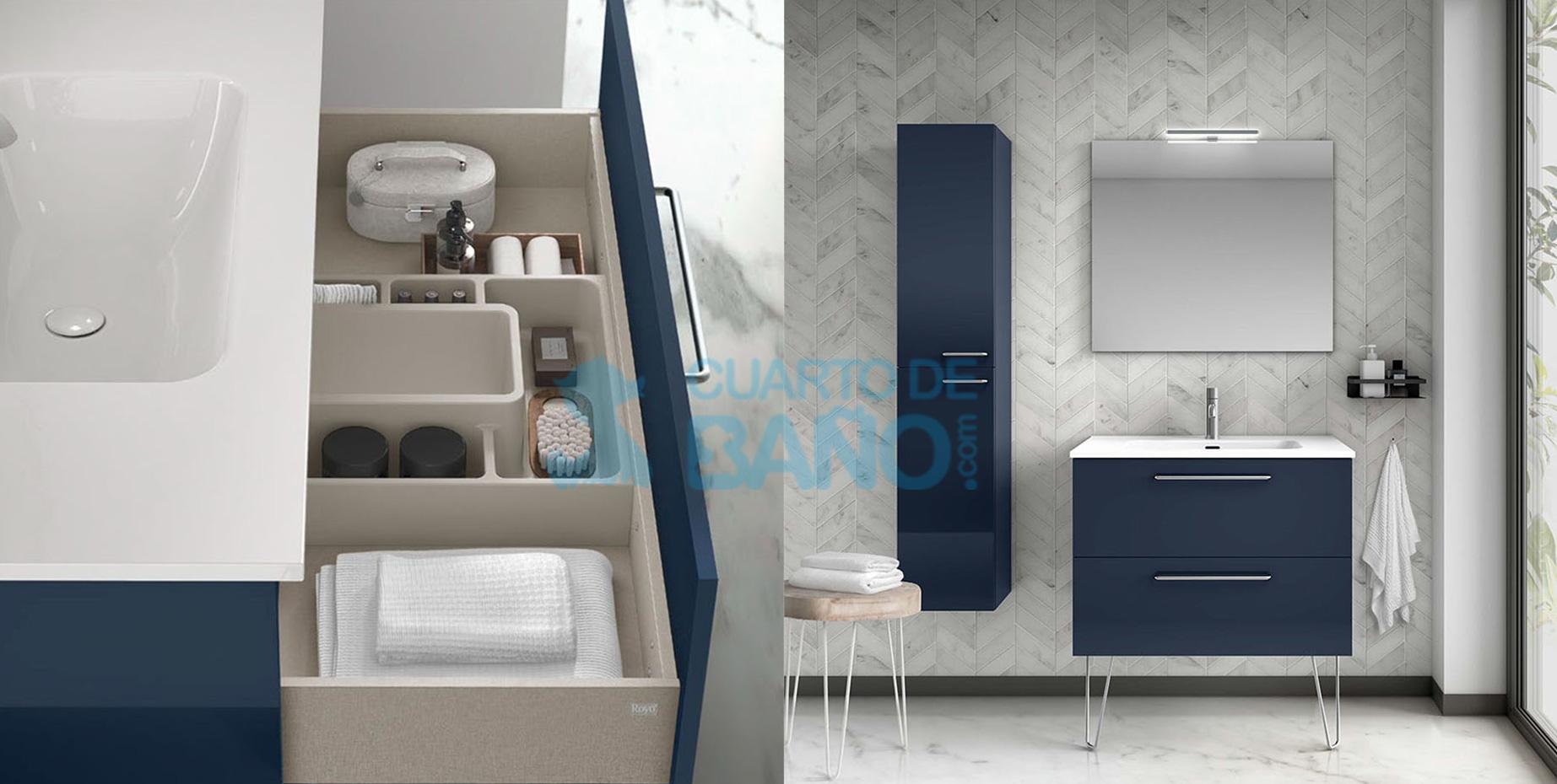 Mueble de baño NISY de Royo Group