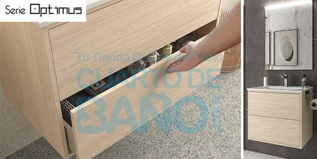 Muebles Optimus con Nuevo diseño minimalista