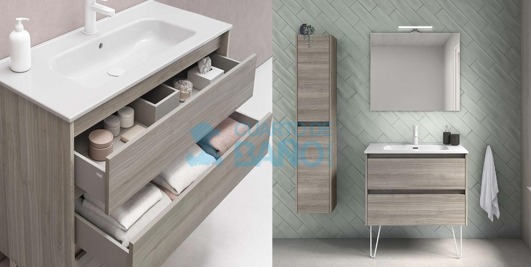 Mueble de baño SANSA de Royo Group