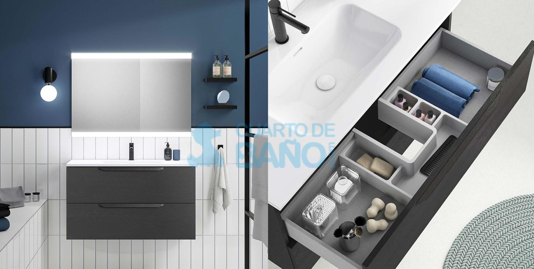 Mueble de baño URBAN de Royo Group