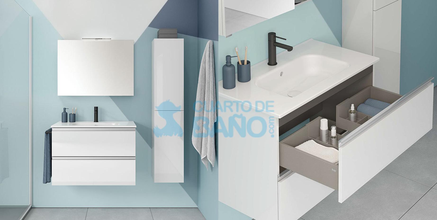 Muebles de baño VIDA de Royo Group