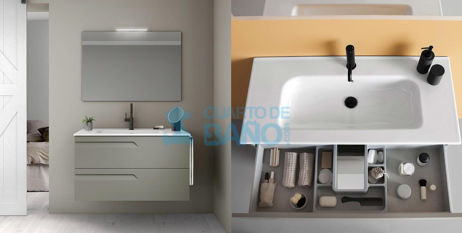 Mobiliario de baño VITALE de Royo Group