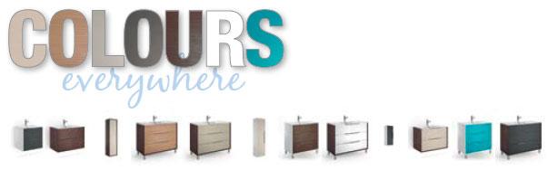 Muebles Para Baño Kohler:el mueble de baño con distintos acabados y configuraciones para