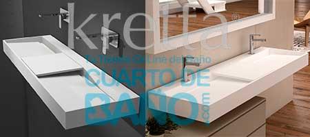 Kretta Bath, los mejores platos de ducha y lavabos
