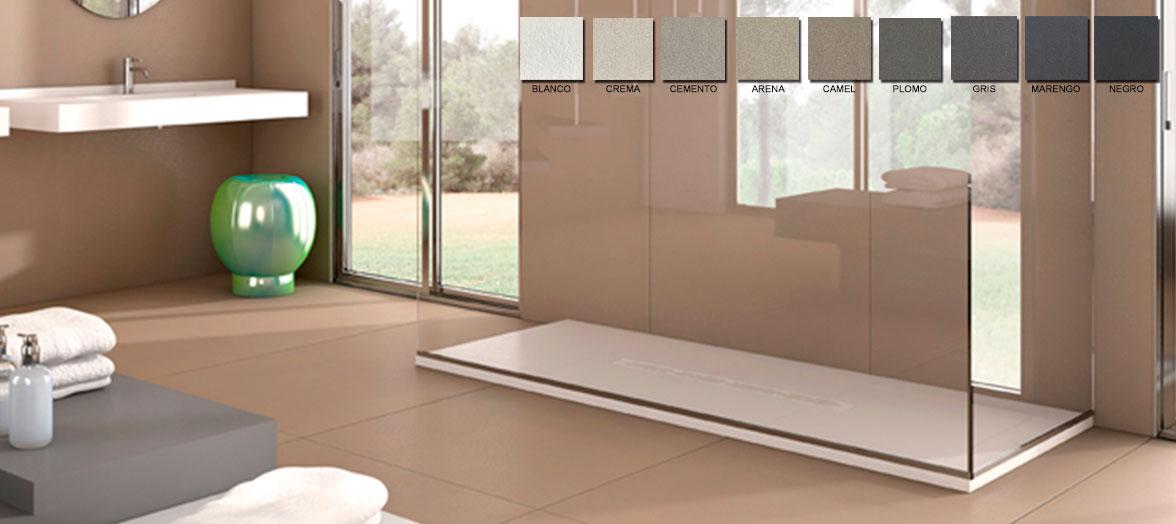 Cuarto de ba o muebles de ba o platos ducha compra online for Muebles para ducha