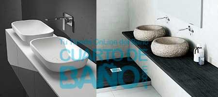 Lavabos de carga mineral de Salgar, Nudespol y Oxirion, un lujo a tu alcance