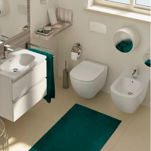 Sanitarios, lavabos, inodoros, bides